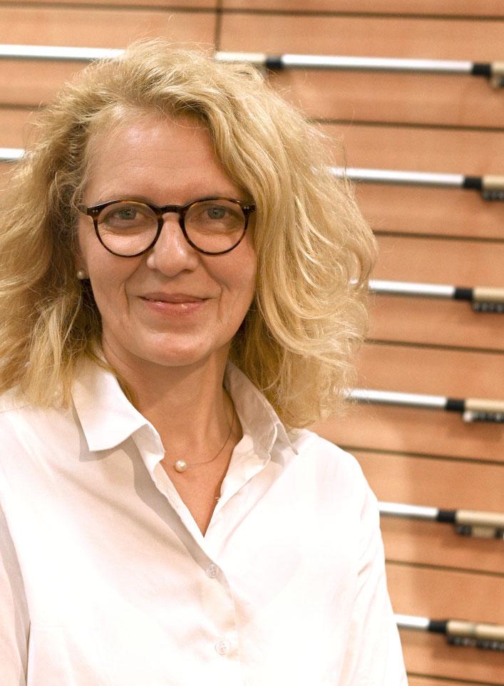 Cornelia Dannecker, Apothekerin